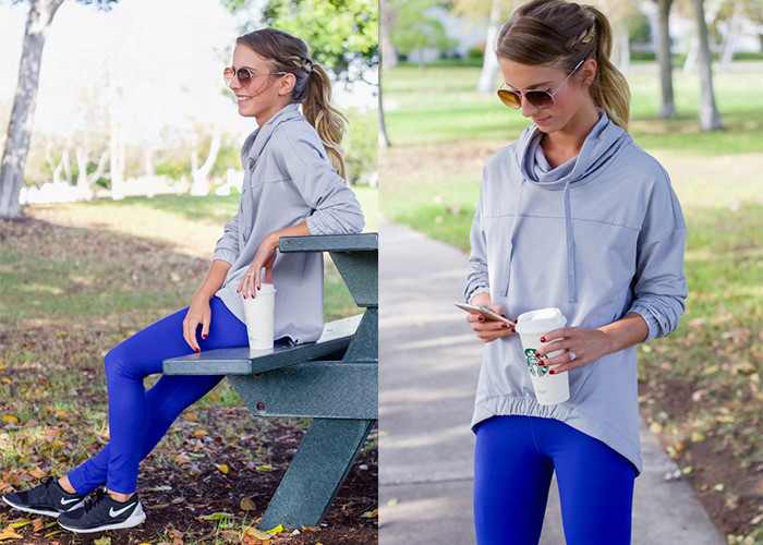 Athletic Wear & Hairstyle Ideas with Fabletics