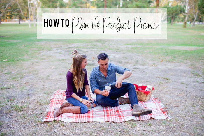How (And Why) To Plan the Perfect Picnic