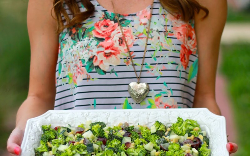 Springtime & Broccoli Salad