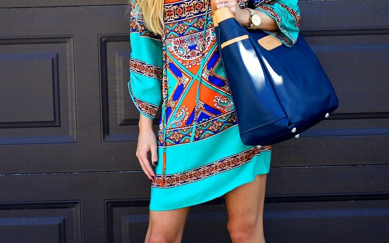 Effortless, Colorful Tunic