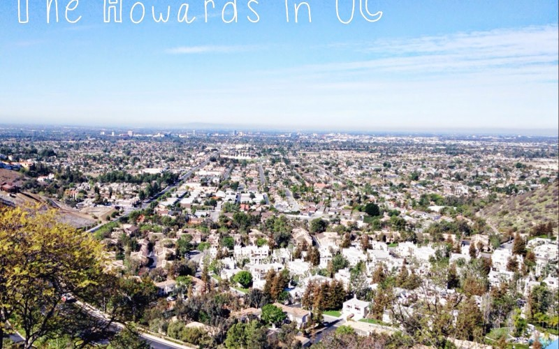 We're Moving to California!