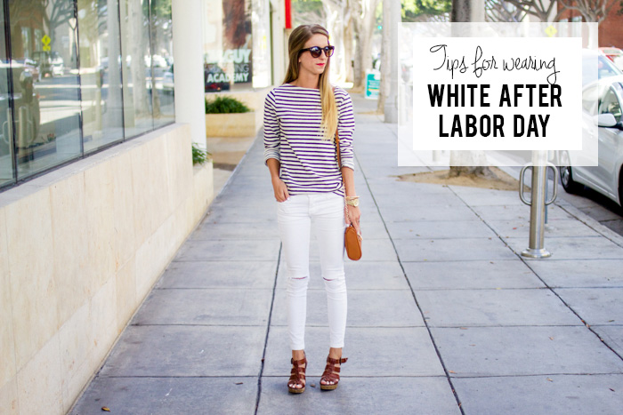 88d2bdbd6d Four Tips for Wearing White After Labor Day (Gasp!)