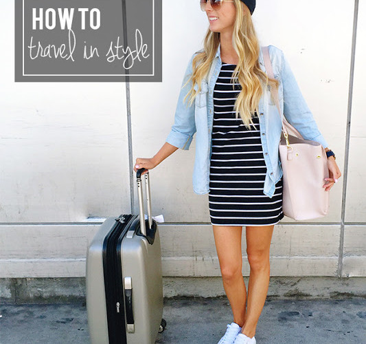 How-To: Travel in Style