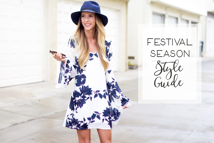 Friday Favorites || Festival Style Guide
