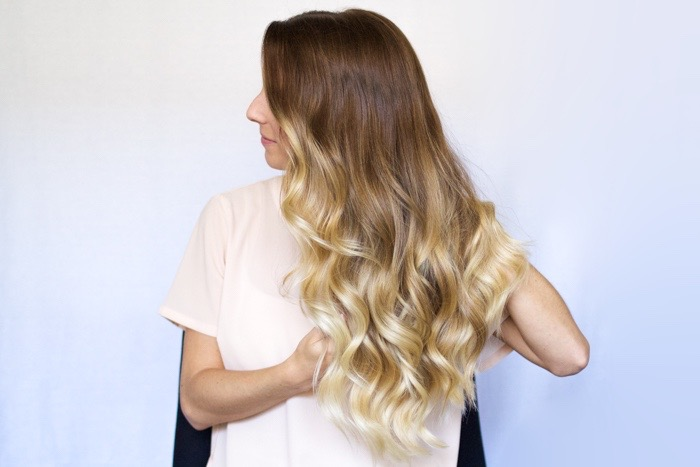 Soft Loose Curls Tutorial-16