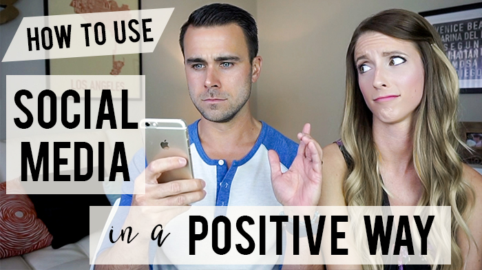 How To Use Social Media in a Positive Way