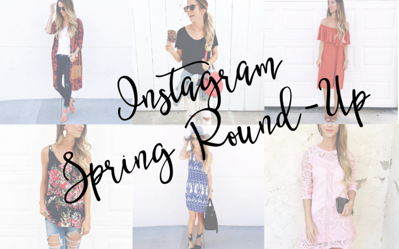 Instagram Spring Outfits Round-Up