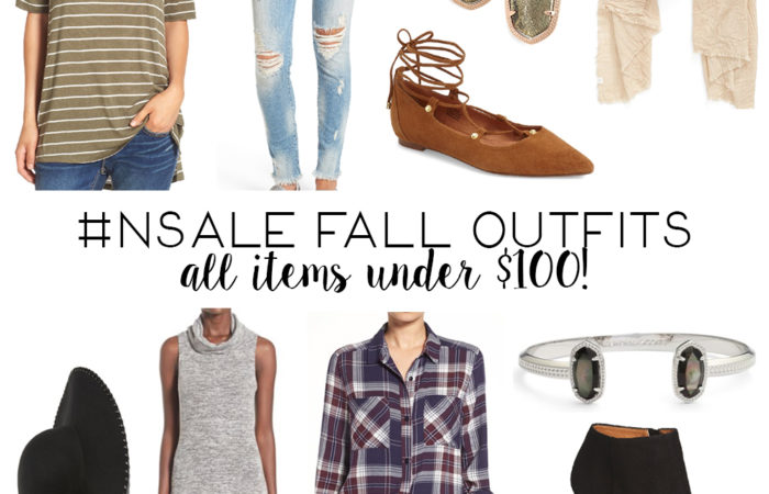 Nordstrom Anniversary Sale Fall Outfits