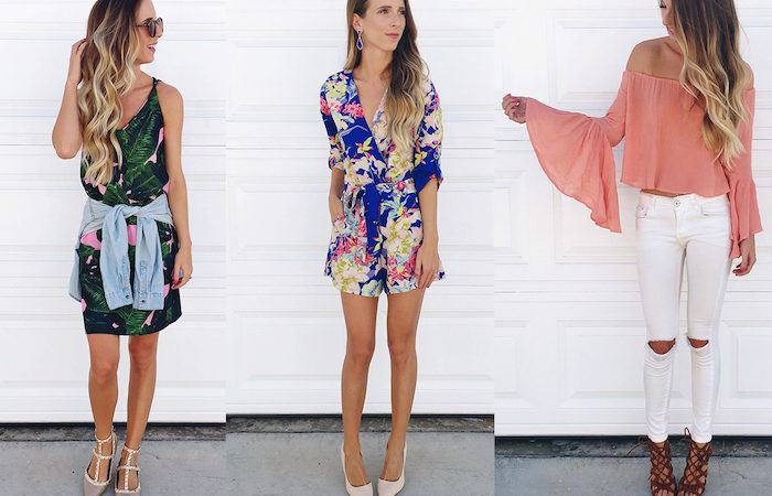 Summer Outfit Ideas with Goodnight Macaroon