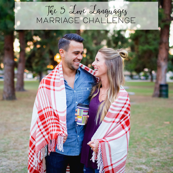 The 5 Love Languages Marriage Challenge