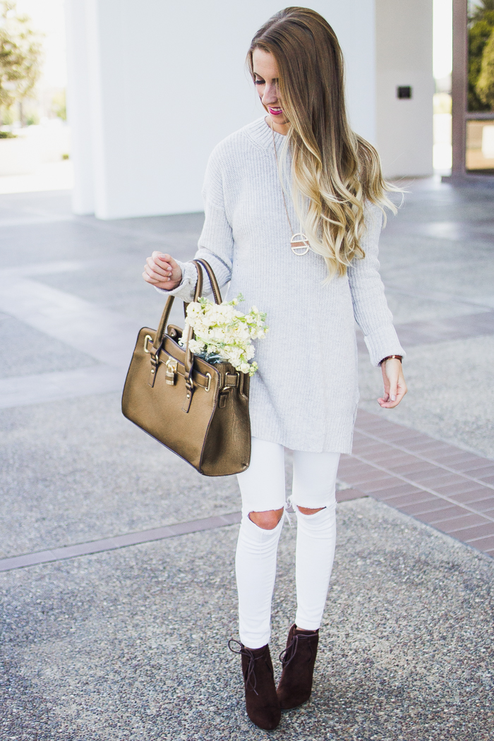 White After Labor Day Outfit
