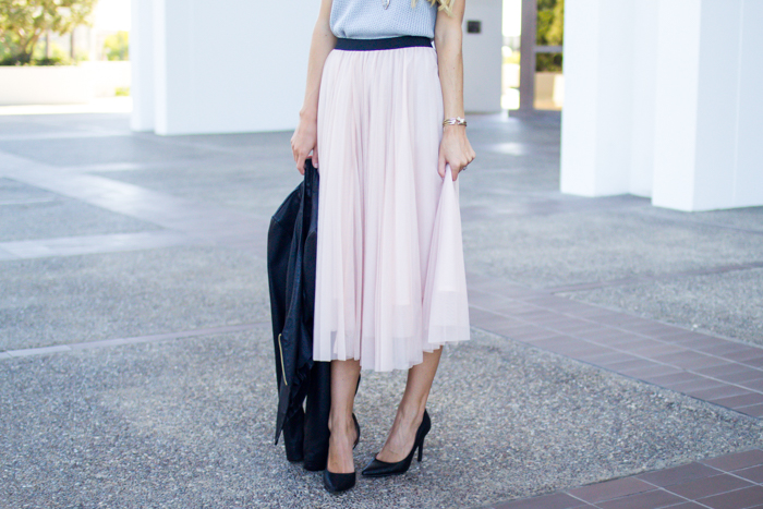Tulle Skirt Outfit