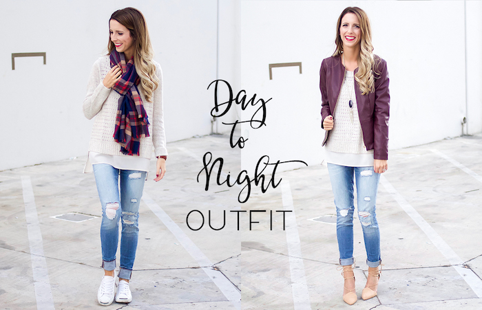 How To Create a Day to Night Outfit