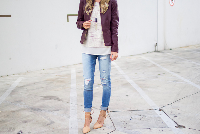 Fall Night Out Outfit