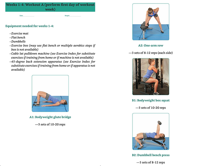 Strong Curves Workout